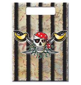 Uitdeelzakjes Piraten