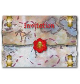 Uitnodigingen Piraten