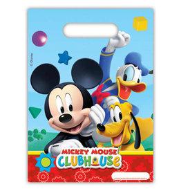 Uitdeelzakjes Mickey Mouse