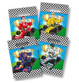 Formule 1 uitdeelzakjes 8 stuks