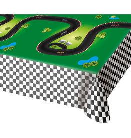 Formule 1 tafelkleed 180 x 130 cm