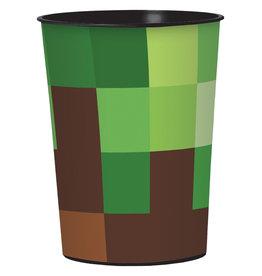 Amscan TNT plastic cup 473 ml
