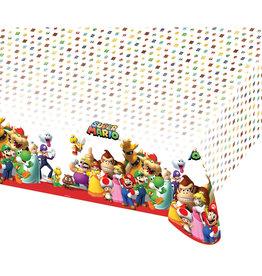 Super Mario tafelkleed 1,80 m x 1,20 m