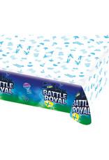 Amscan Battle royale tafelkleed 137 x 243 cm