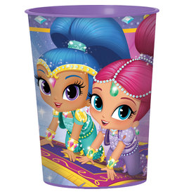 Shimmer & Shine party cups 1 stuk