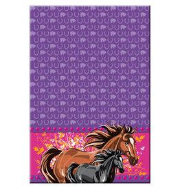 Tafelkleed paarden 130 x 180cm