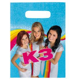 Uitdeelzakjes K3