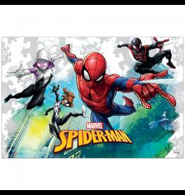 Spiderman tafelkleed 120 x 180 cm