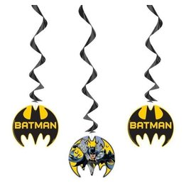 Batman hangdecoratie 3-delig
