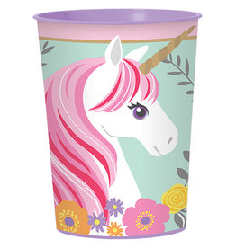 Amscan unicorn party cup 473 ml