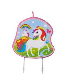 Amscan unicorn kaars