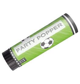 Amscan voetbal party poppers 2 stuks