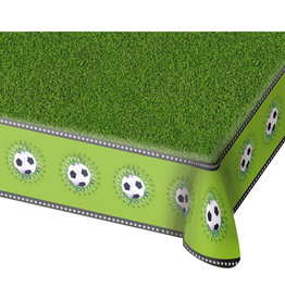 Tafelkleed voetbal 130 x 180cm