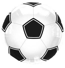 Folat folieballon voetbal 43 cm