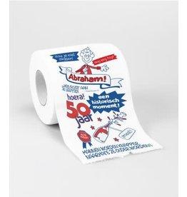 Toiletpapier nr 14 Abraham
