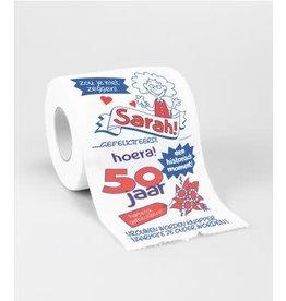 Toiletpapier nr 15 Sarah