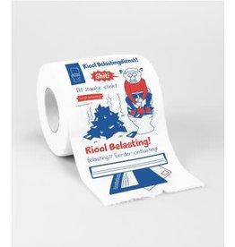 Toiletpapier rol nr 37 belasting