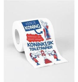 Toiletpapier nr 30 Koning