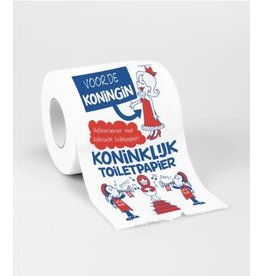Toiletpapier nr 31 Koningin