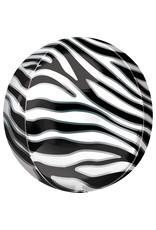 Amscan animal orbz zebra