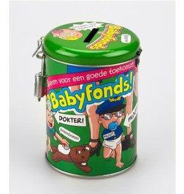 Spaarpot nr 17 babyfonds
