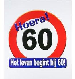 Huldeschild nr 8 60 jaar