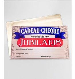 Cadeau-cheque nr 33 Jubilaris