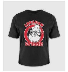 Leeftijd shirt nr 8 50 jaar Abraham