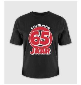 Leeftijd shirt nr 11 65 jaar
