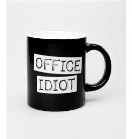 Black & White mok nr 13 Office idiot
