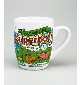 Cartoonmok Superboer