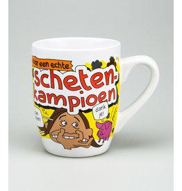 Cartoonmok Schetenkampioen