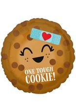 Amscan folieballon one tough cookie 43 cm