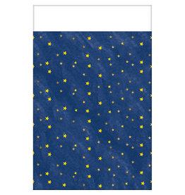 Amscan twinkle little star tafelkleed 137 x 259 cm