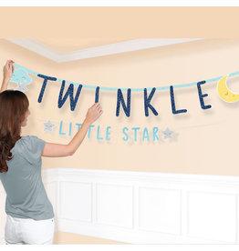 Amscan letter slinger groot twinkle little star