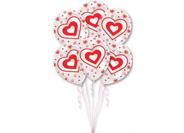 Huwelijks ballonnen