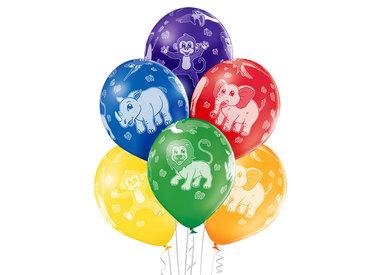 Dier en natuur ballonnen