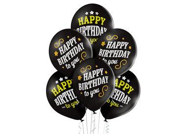Verjaardags ballonnen