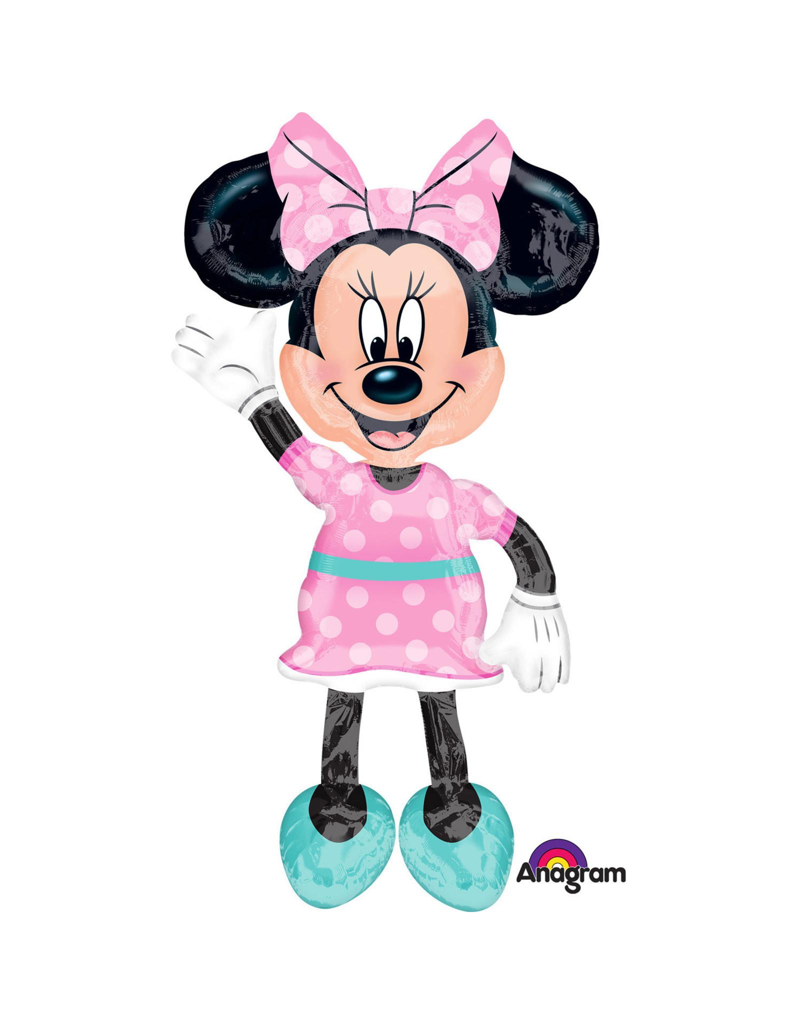 Amscan airwalker Minnie Mouse 137 cm