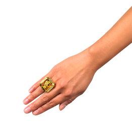 Boland dollar ring 1 stuk