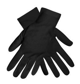 Boland handschoenen zwart basis 1 set