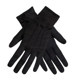 Boland handschoenen zwart XL met drukknop