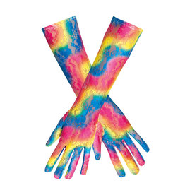 Boland handschoenen elleboog fusion regenboog 1 set
