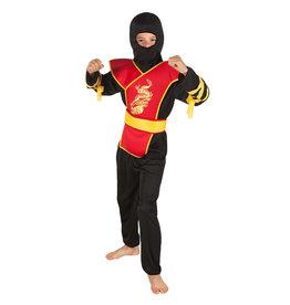 Boland kinderkostuum ninja master 4-6 jaar