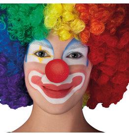 Boland clowns neus