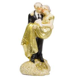 Trouwfiguurtjes 50 jaar getrouwd