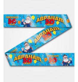 Party tape Abraham cartoon 12 meter