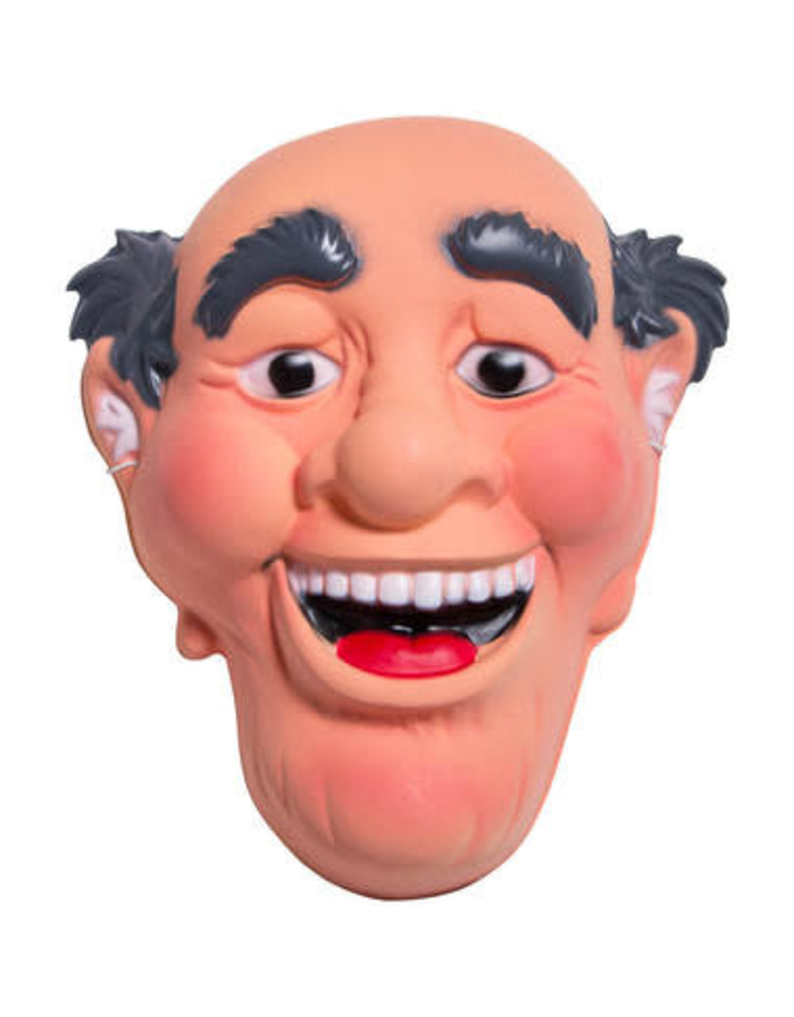3D masker Abraham