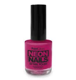 Neon UV nagellak fuchsia 12 ml