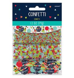 Amscan reason to celebrate tafelconfetti 34 gram